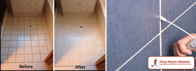 Bathroom Tile and Grout Cleaning Adelaide