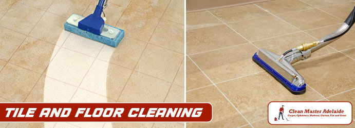 Tile and Floor Cleaning