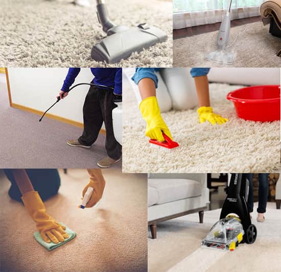 Carpet Cleaning Services Daw Park