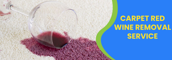 Carpet Red Wine Removal Service