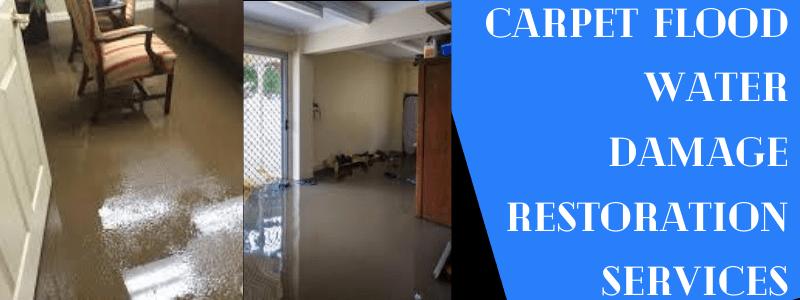 Carpet Flood Water Damage Restoration