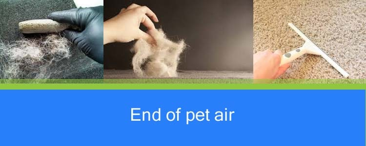 End of pet hair